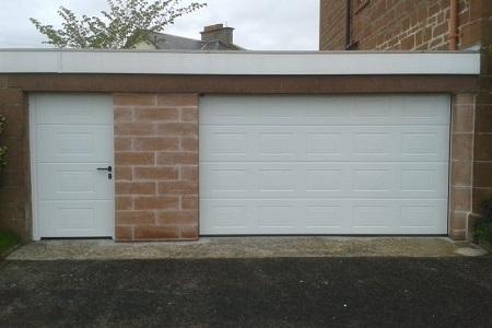 Side Hung Garage Doors